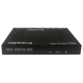 Intelix INT-HD70-RX HDMI Slim 70M, POH, IR and Control HDBaseT Extender - Receiver