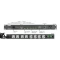 Lowell ACSPR-SEQ4-1509 Rack Mount Power Panel
