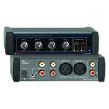 RDL - EZ-MX4ML Mic and Stereo Line Audio Mixer - 4x1