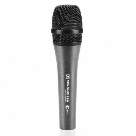 E845-S Evolution Supercardioid Microphone (w/switch)