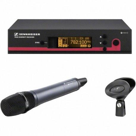 EW 165 G3-A Handheld (condenser, supercardioid) Wireless System