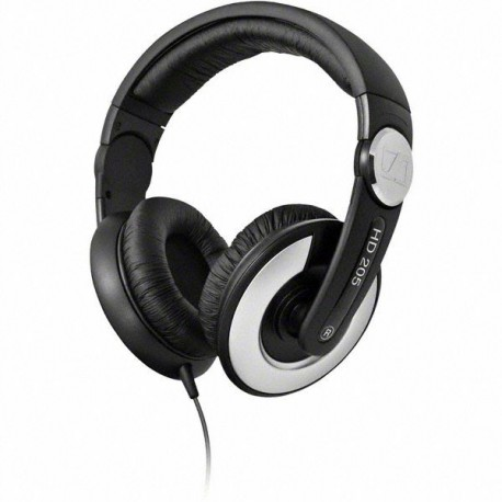 HD 205-II Closed Back Studio Headphones