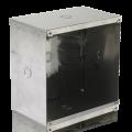 Atlas 161RES Recessed Stainless Steel Loudspeaker Enclosure for VP161
