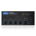 Atlas AA100PHD 4-Input 100-Watt Mixer Amplifier with Automatic System Test