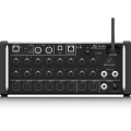 Behringer XR18 X AIR 18-Channel 12-Bus Mixer, iPad