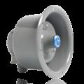 Atlas APF-15TU Flanged Emergency Horn Loudspeaker w/ 15-Watt 25V/70V Transformer