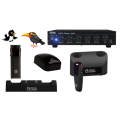Atlas Learn Single AL-Magpie and AL-Myna Wireless Mics and Single IR Dome Kit