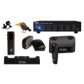Atlas Learn Single AL-Magpie and AL-Myna Wireless Mics and Dual IR Dome Kit