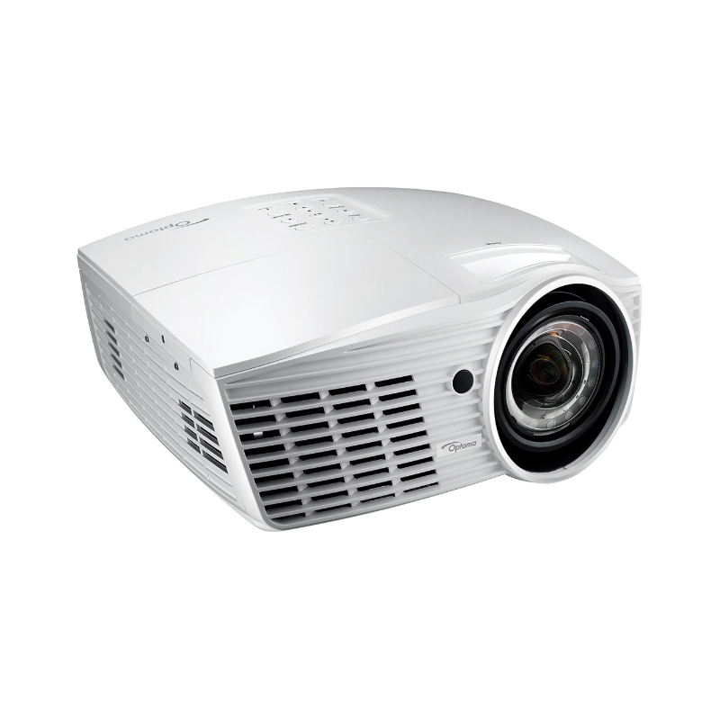 Optoma Eh415st Short Throw Projector Avsuperstore