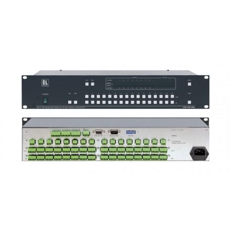 Kramer VS-1616A 16x16 Balanced Stereo Audio Matrix Switcher