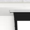 """Da-Lite 20848LS Tensioned Advantage Electrol 65"""" x 104"""" Da-Mat Electric Screen"""