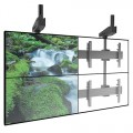 Chief LCM2X2U FUSION Large Ceiling Mounted 2 x 2 Menu Board