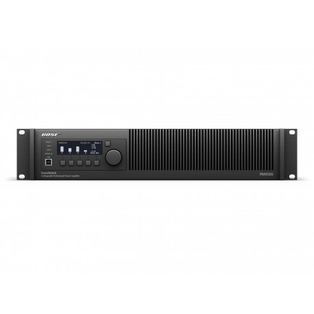 Bose PowerMatch PM4500 Configurable Power Amplifier