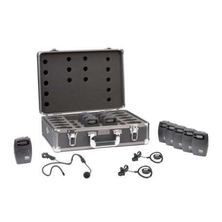 Listen LS-07-072 15-Person Portable RF System (72 MHz)
