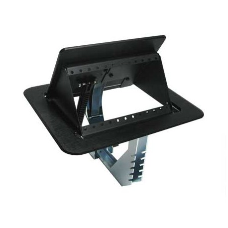Tilt N Plug TNP510 TILT 'N-PLUG, HIGH QUALITY TABLETOP INTERCONNECT BOX WITHOUT GAS SPRING