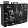 CDA-2EQGA High Resolution 1x2 Distribution Amplifier