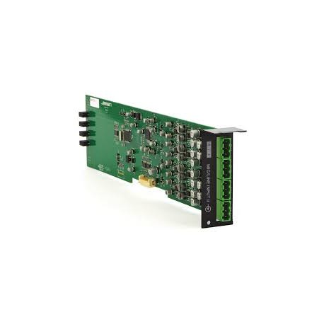 ControlSpace 4 Channel MIC/LINE Input Card II