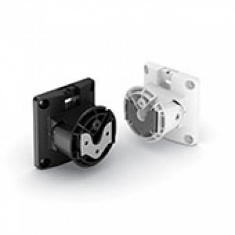 Wall Mount Bracket Assembly for FreeSpace DS 16S, DS 16SE, DS 40SE, and DS 100SE Loudspeakers (White)