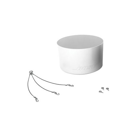 Pendant Mounting Kit for DS 40F / DS 100F Loudspeakers (White)