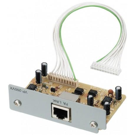 VM-3000 Series VP-200VX Input Module for VP-2000 Series Amplifiers