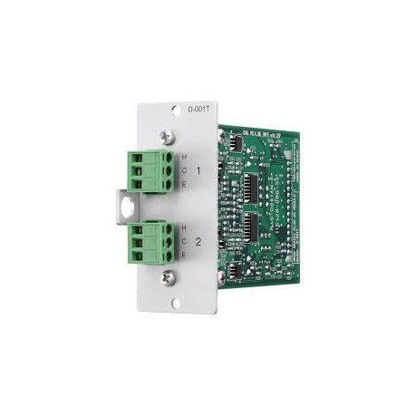 9000 Series D-001T Input Module for 9000/9000M2