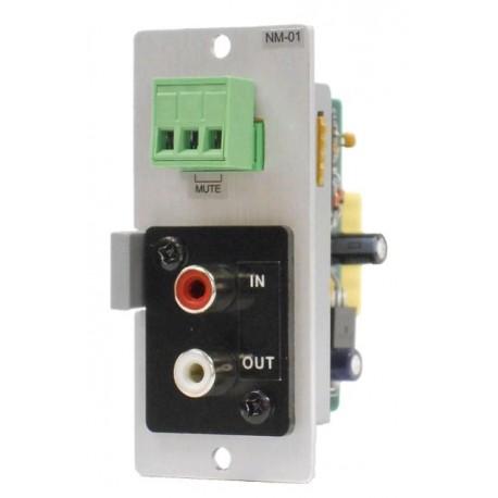 900 Series NM-01 AM Noise Generator Module. In/Out processing loop.
