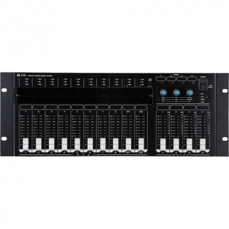 M-864D Classs M-864D CU Rack-mount Digital Audio Mixer w/ARC & FBS (4U)