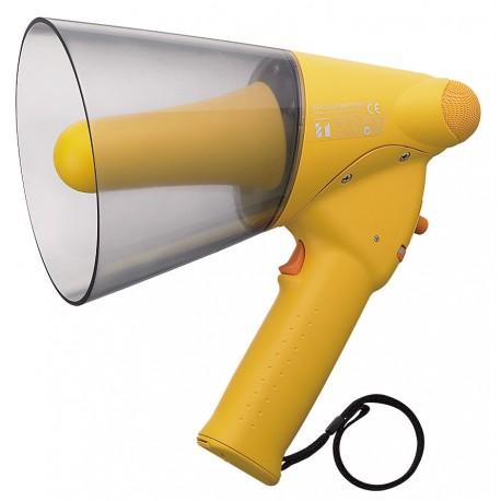 ER-1206W Megaphone 6 W- Whistle- Yellow