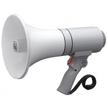ER-1215 Megaphone 15 W- White/Gray