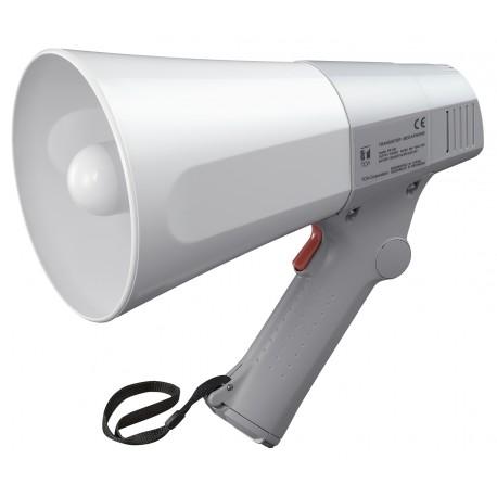 ER-520 Megaphone 6 W- White/Gray