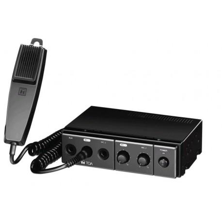 CA-Series CA-115 Mobile Mixer/Amplifier