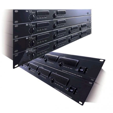 DA-Series DA-500F-HLCU Digital Power Amplifier