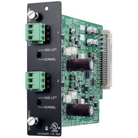 SX-2000 Series D-921E Input Module