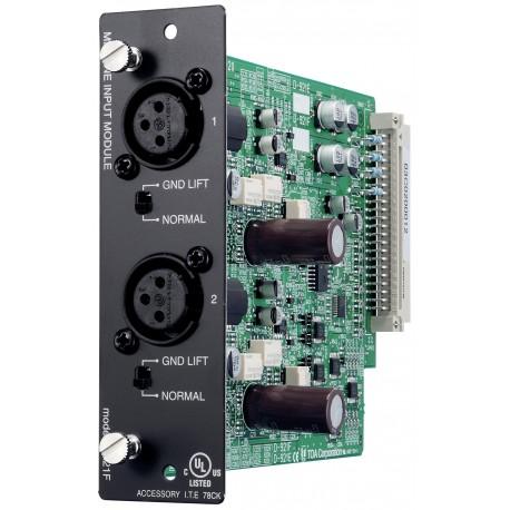 SX-2000 Series D-921F Input Module
