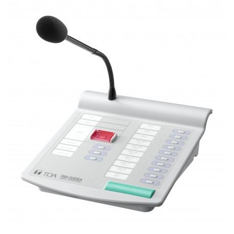 SX-2000 Series RM-200SA Remote Microphone