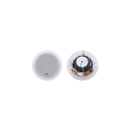 SPK-C611 Two Way Open Back Round Ceiling Speakers