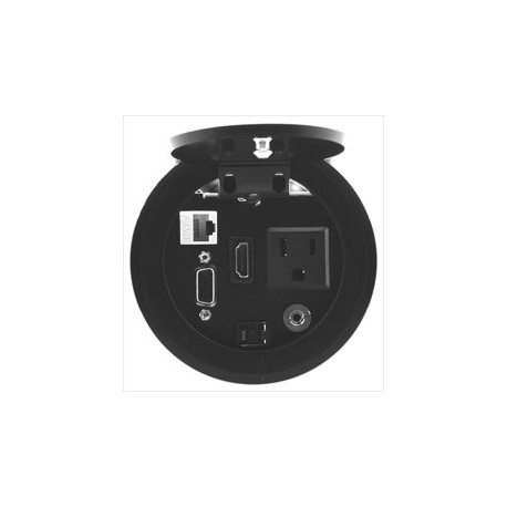 RTBUS-11 Round Table Mount Multi Connection Solution