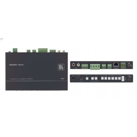 906 2 x1 Stereo Audio Amplifier & Switcher
