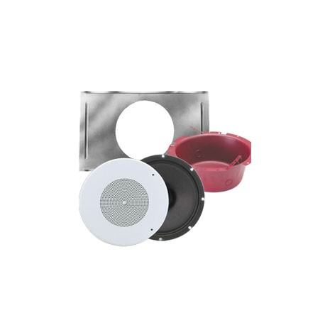 SD72W-KIT Ceiling Speaker Kit Includes: SD72W, CS95-8 and 81-8R