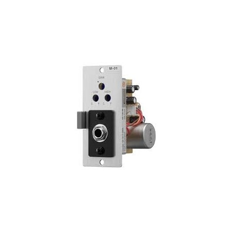 900 Series M-01P Microphone Input Module- Balanced- 200 Ohm