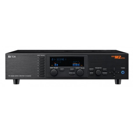 9000M2 Series A-9060DHM2 CU Modular Digital Matrix Mixer/Amplifier