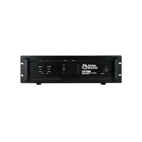 CP700 High-Performance Dual Channel Commercial Audio Amplifier