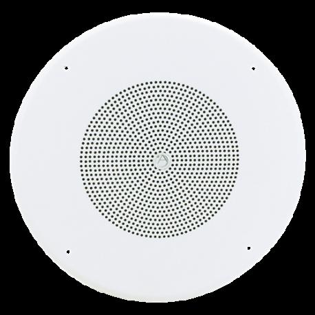 SD72W 10oz Dual Cone Speaker/ 4 Watt Transformer White 62-8 Style Baffle