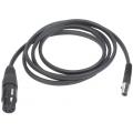 MK HS XLR 4D Headset Cable