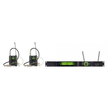 DMS800 Reference Digital Wireless Microphone System