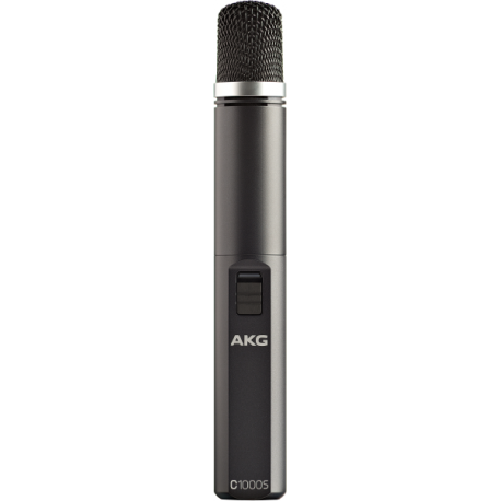 C1000S High-Performance Small Diaphragm Condenser Microphone