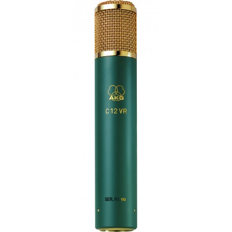 C12 VR Reference Mult-Pattern Condenser Microphone
