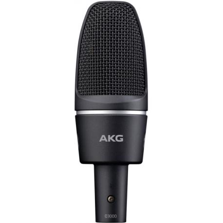 C3000 High-Performance Large-Diaphragm Condenser Microphone