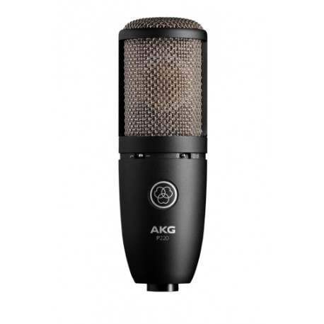 P220 High-Performance Large Diaphragm True Condenser Microphone