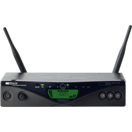 SR470 Professional Wireless Stationary Receiver